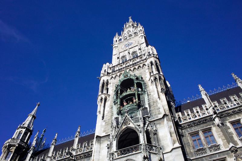 """New"" City Hall, Marienplatz, Munich<br /> Sigma DP1s"
