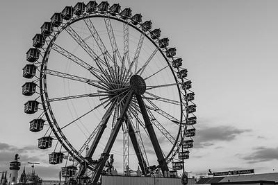 Ferris Wheel, Oktoberfest, München
