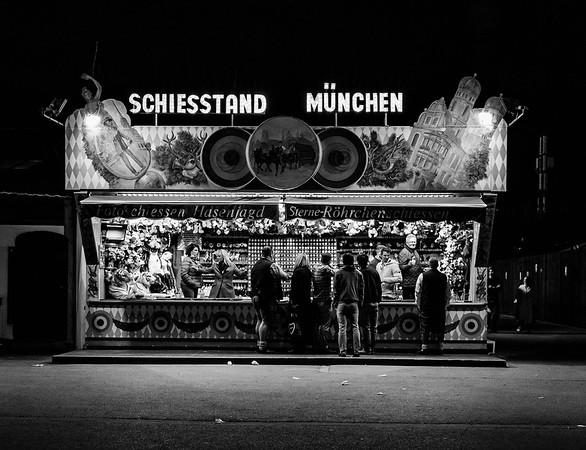 Schiesstand, München