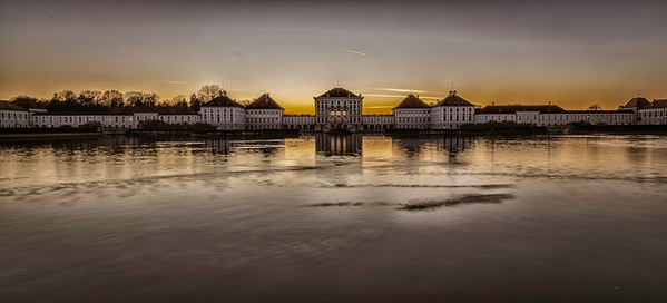 Nymphenburg Sunset II