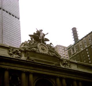 Penn Station, New York City