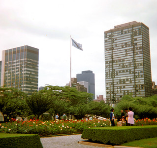 Gardens at the United Nations