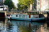 Amsterdam: House Boat on Prinsengracht