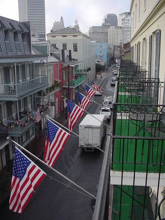 New Orleans, 2002