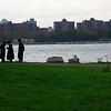 Men in a Park