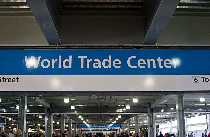 <center>World Trade Center  <br><br>New York, NY</center>