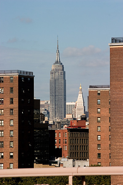 <center>Empire State Building  <br><br>New York, NY</center>