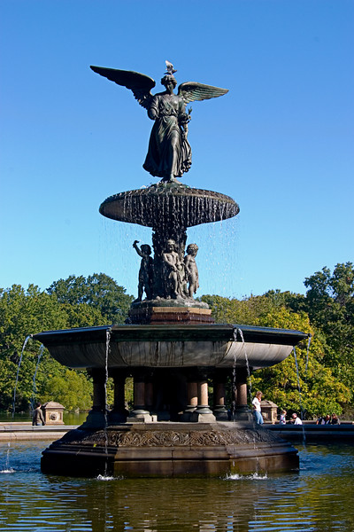 <center>Fountains  <br><br>New York, NY</center>