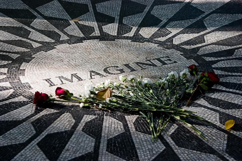 <center>John Lennon Tribute  <br><br>New York, NY</center>
