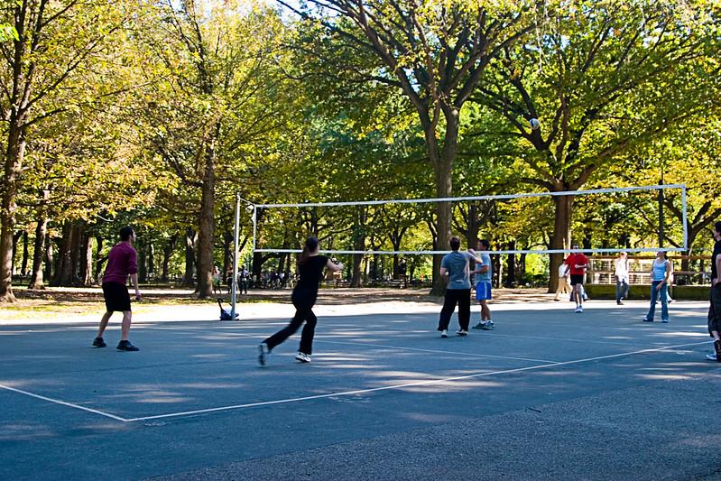 <center>Volleyball  <br><br>New York, NY</center>