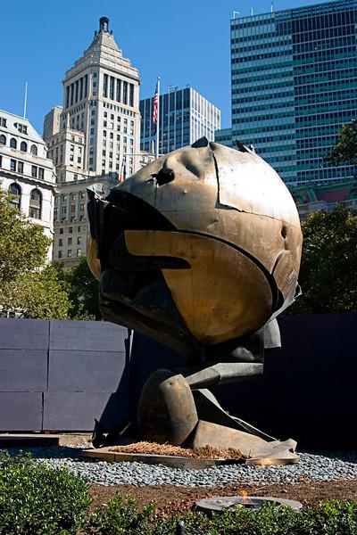 <center>The Globe  <br><br>New York, NY</center>