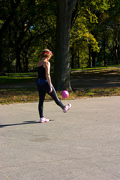 <center>Air Dribbling  <br><br>New York, NY</center>