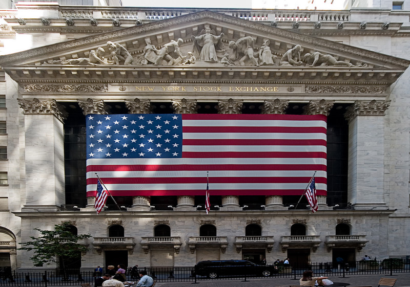 <center>New York Stock Exchange  <br><br>New York, NY</center>
