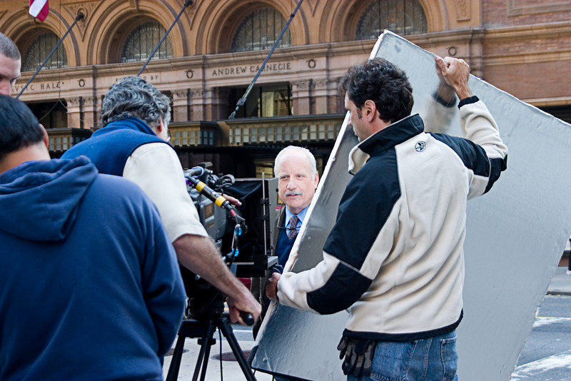 <center>Richard Dreyfuss  <br><br>New York, NY</center>