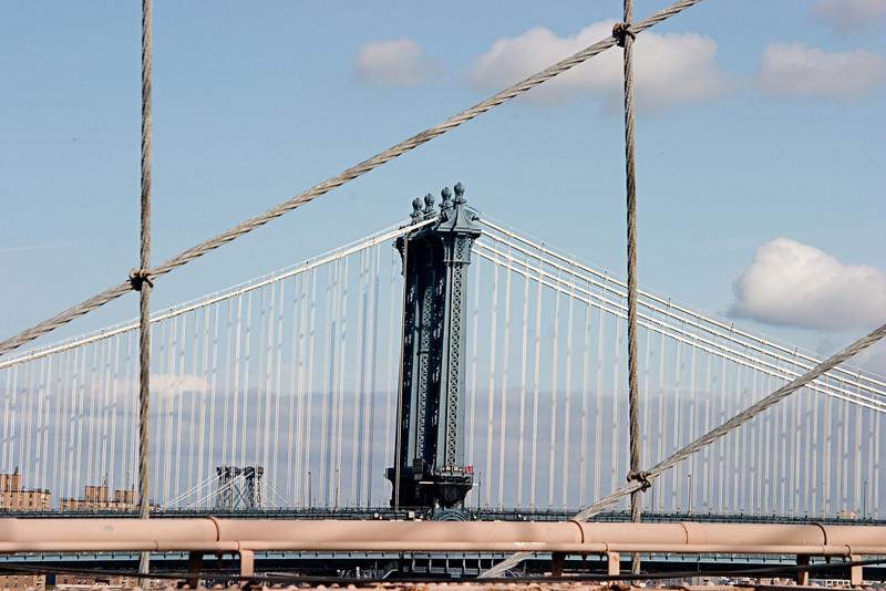 <center>Manhattan Bridge  <br><br>New York, NY</center>