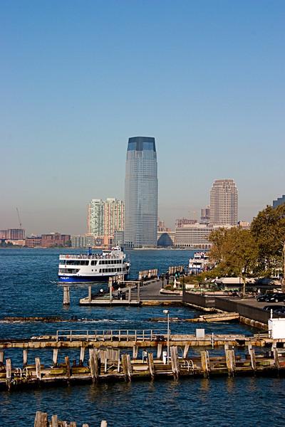 <center>Battery Park  <br><br>New York, NY</center>