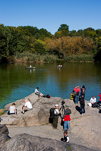 <center>Relaxing on the Rocks  <br><br>New York, NY</center>