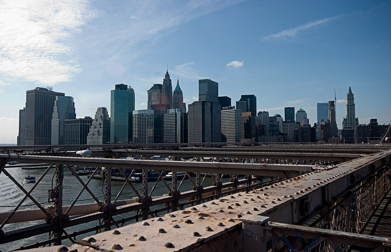 <center>Bridge Supports  <br><br>New York, NY</center>