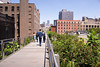The High Line - Southbound at 26th Street