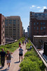 The High Line looking south from 28th Street