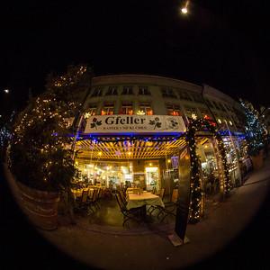 Restaurant Gfeller am Bärenplatz in Bern