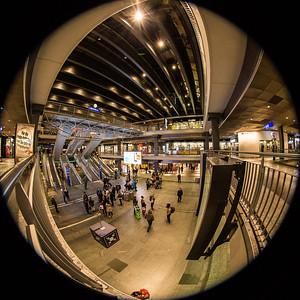 Treffpunkt im Bahnhof SBB, Bern