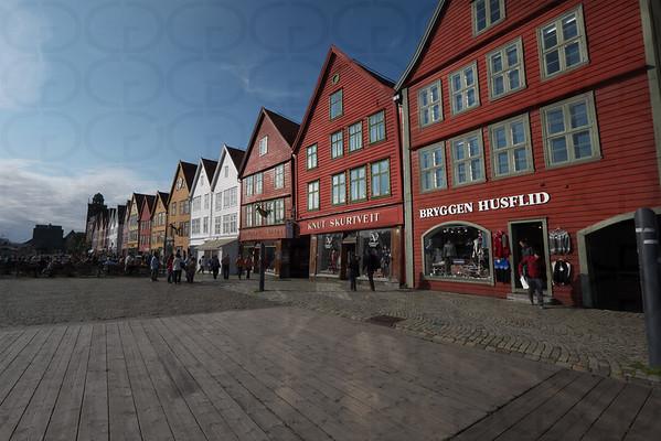 The Bryggen
