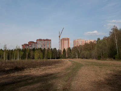 Obninsk new houses
