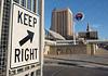 Keep Right, Ya Know