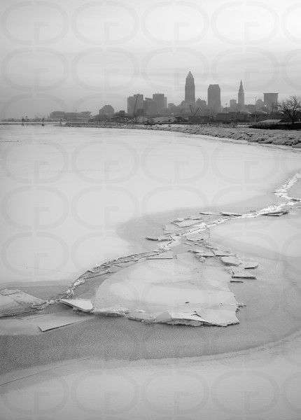 Cleveland and The Ice in Mono