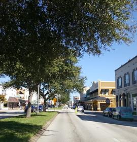 A walk through urban Kissimmee