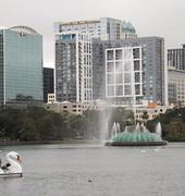 A Walk Through Orlando's Lake Eola Park