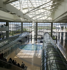 Inside Orlando's new intermodal terminal facility