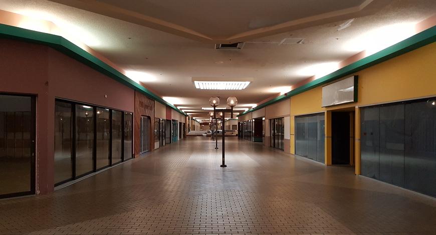 The Future of Shopping Malls: Adapt or Fail