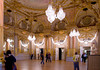 Paris, Musée d'Orsay, The Salle des Fêtes, which was the former ballroom of the old Hôtel d'Orsay, which was part of the original railway station, the Gare d'Orsay, which when renovated became the Musée d'Orsay in 1986.