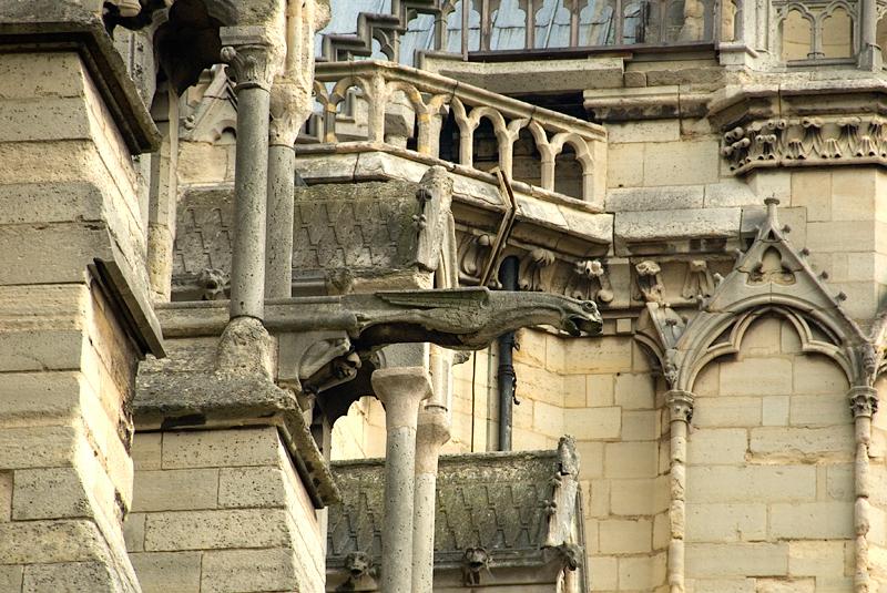 Paris: Notre Dame de Paris