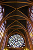 Sainte Chapelle, Paris, France