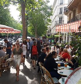 Parisian Cafés: The Center of Social Life in Paris