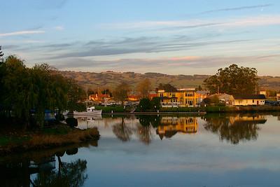 Petaluma, CA. and other cities