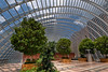 Dorrance H. Hamilton Garden, a beautiful rooftop atrium overlooks the Kimmel Center