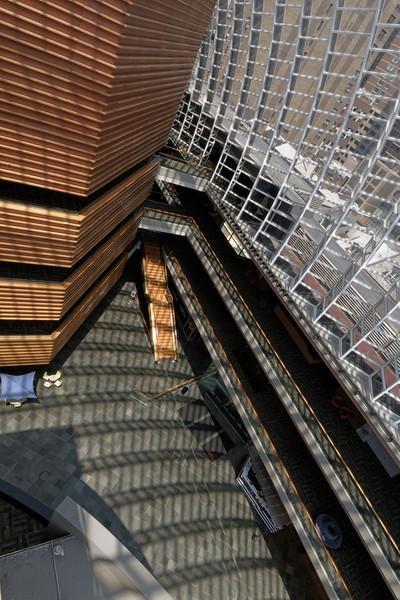 Kimmel Center lobby taken from atrium