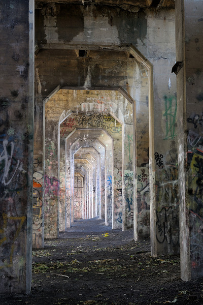 Cathedral of Graffiti