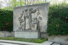 Public Art along the Schuylkill River, Philadelphia, PA<br /> Ellen Phillips Samuel Memorial Sculpture Garden - Wheeler Williams (1897-1972), Settling of the Seaboard (1942)