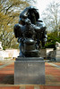 Public Art along the Schuylkill River, Philadelphia, PA<br /> Ellen Phillips Samuel Memorial Sculpture Garden - Jacques Lipchitz (1891-1973),<br /> The Spirit of Enterprise (1950-1960)