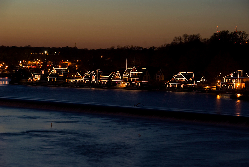Philadelphia Boathouse Row