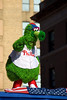 Philadelphia Phillies World Series Victory Parade 2008, Philadelphia, PA. Phillie Phanatic.