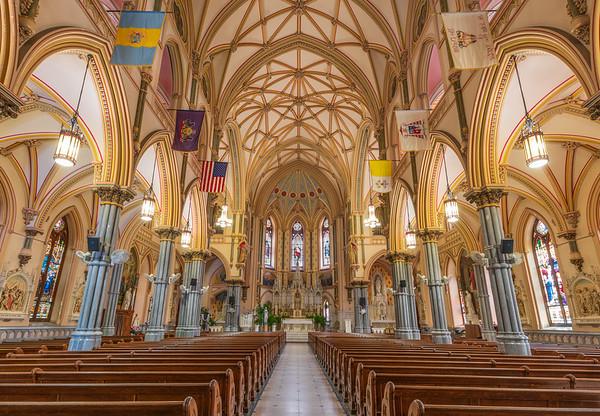 St. John The Baptist Church, Manayunk, PA