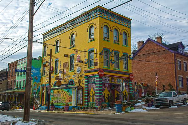 Randyland, Pittsburgh, PA
