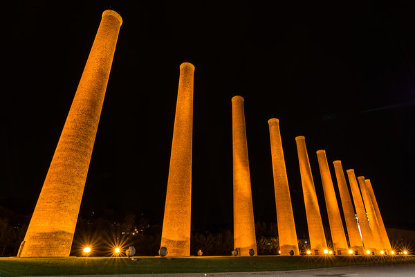 Homestead Steel Works Stacks