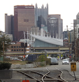 Sights and Scenes: Downtown Pittsburgh